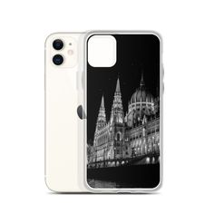 Budapest iPhone Case - iPhone 11 case - iPhone x case - iPhone 8 case - iPhone 7 case - black and white phone case Iphone 7 Cases Black, White Iphone, Iphone 8 Cases, Iphone 11, Printing Services, Online Printing, Danube River, Norway Travel, Photo Wall Art