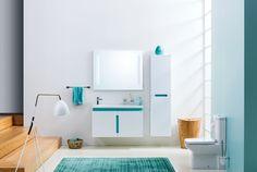 Creavit: Ürünler: Banyo Mobilyaları: SALT