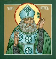lorica st patrick | Iconography by Dn. Matthew D. Garrett - source