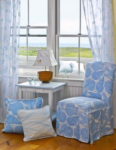 creative window treatments french door blue on white curtains coastal homes living rooms beach cottage 71 best creative window treatments images pinterest in 2018
