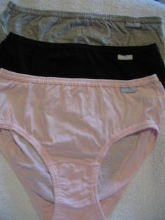 044db8292be Jockey Regular Size 100% Cotton Everyday Panties for Women