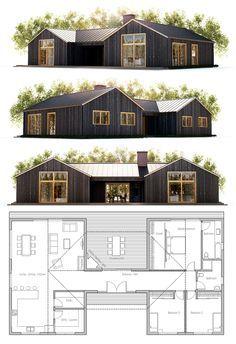 Architecture House Plan, Home Plans,