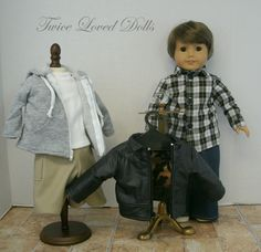 18 Inch American Girl BOY Doll