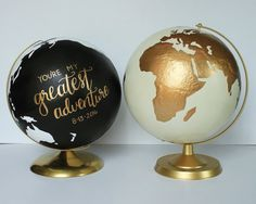 Travelling fans wedding gift idea. See 25+more Wedding Guestbook Ideas at http://southernbride.co.nz/wedding-guestbook-ideas/