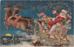 Christmas greetings have been around since the beginnings of the holiday, but at first only in sermons, songs, poems and even notes attached to receipts. But in 1840s things changed dramatically and the Christmas card was born.