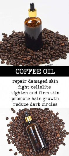 This homemade coffee oil is rich in antioxidants and fatty acids that are crucial ingredients to help keep your skin looking at its best. The caffeine in coffee improves the blood flow to the face, wh | Life made simple #HomemadeBlush Reduce Dark Circles, Baking Soda Uses, Luscious Hair, Home Remedies For Hair, Beauty Care, Beauty Tips, Beauty Skin, Beauty Hacks, Skin Care