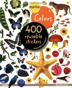 Colors (Eye Like Stickers): Amazon.de: playBac Publishing: Englische Bücher