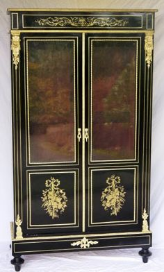a french gilt bronze mounted brass inlaid tortoiseshell premi re partie boulle marquetry and. Black Bedroom Furniture Sets. Home Design Ideas