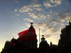 Madrid en Huelga