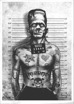 Jail & bail images