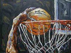 John Robertson, Sports Art, sports paintings