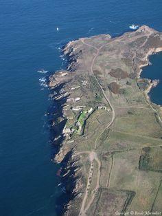 Photo aérienne de Pointe de la Varde - Ille-et-Vilaine (35)