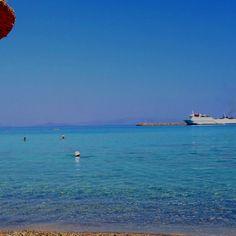 Diakofti Beach #Kythera