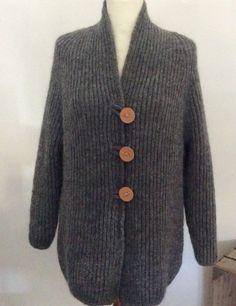 Kinesisk knappe jakke kinajakke strik