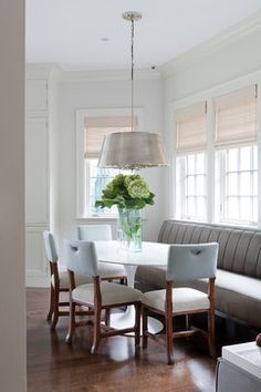 Rumson, NJ - traditional - Dining Room - New York - foley&cox
