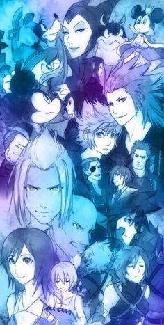 Kingdom Hearts Dream Drop Distance