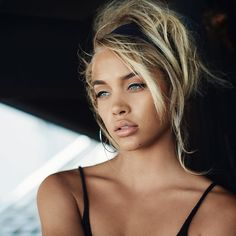 """93.8k Likes, 461 Comments - Jasmine Sanders (@golden_barbie) on Instagram: """"S t o r y & R a i n"""""""