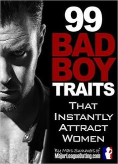 99 Bad Boy Traits That Instantly Attract Women. Free with Audible 30 day trial. Badass Quotes For Guys, Bad Boy Quotes, Men Quotes, Alpha Male Books, Alpha Male Traits, Alpha Male Quotes, Successful Relationships, Relationship Tips, How To Approach Women