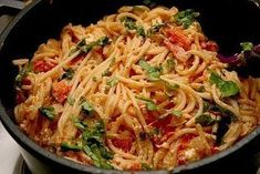 Spaghetti tomato feta pan a sophisticated recipe from the pasta & noodle category. Ratings: Average: Ø The post Spaghetti Tomato Feta Pan by hansolocg Noodle Recipes, Pork Recipes, Pasta Recipes, Vegetarian Recipes, Healthy Recipes, Feta Pasta, Pasta Noodles, Queso, Italian Recipes