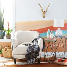 Southwestern style décor – home on the range gets an upgrade.