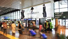 Aeroporti - Armani - Milano Malpensa #IGPDecaux #Armani #Milano #Malpensa