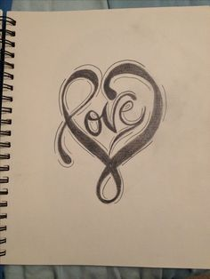 Easy Love Drawings Drawing love imagessketch_teen