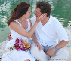 Your Wedding Day is all about tender moments :)  Photography by McLaughlinPhotoVideo.com