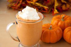 Le Pumpkin Spice Latte en 3 étapes
