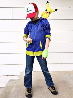 ash ketchum | Search Results  | Making It with Stephany