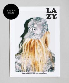 Lazy Oaf SS/13 Magazine