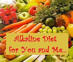 All about alkaline diet, foods, water and recipes