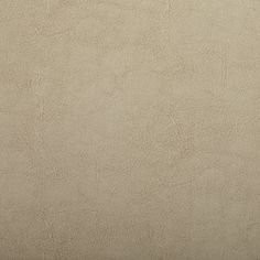 Sand Beige Leather Grain Plain Solid Vinyl Upholstery Fabric