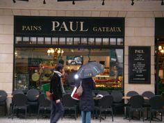 Paris treats.