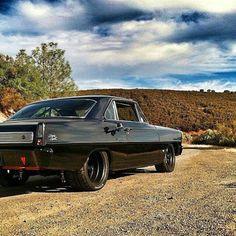 '66 Chevy II Nova SS