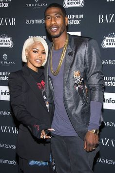 Teyana Taylor and Iman Shumpert taylor and iman shumpert black love Teyana Taylor Gets Candid About Sex Life with Iman Shumpert: 'Perfect Sex Would Eventually Get Boring' Black Celebrity Couples, Black Love Couples, Teyana Taylor, Calin Couple, Iman Shumpert, Marriage Couple, Black Celebrities, Celebs, Black Families