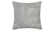 Lines Merino Cushion