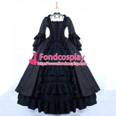 Cheap gothic victorian ball gowns, Buy Quality gothic victorian directly from China victorian gothic Suppliers: New Arrival Custom Made Gothic Victorian Ball Gowns Court Dress Hollow Out Lace For Event Cosplay Rococo Dress, Gothic Dress, Court Dresses, Ball Dresses, Victorian Ball Gowns, Victorian Dresses, Game Of Thrones Dress, Masquerade Dresses, Steampunk Dress