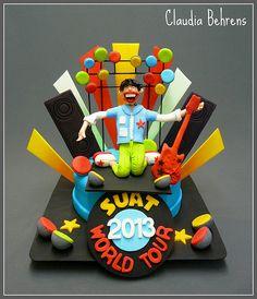 rock star cake suat - claudia behrens