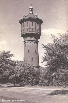 Watertoren te #Bussum. #gooisemeren