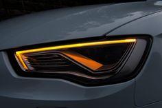 Audi A3 LED   http://auto-geil.de/wp-content/gallery/2013-audi-a3-sportsback-led-scheinwerfer/2013-audi-a3-sportsback-led-scheinwerfer-003.jpg