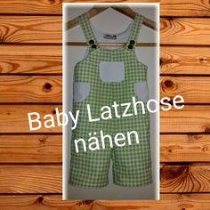 Baby Latzhose nähen/Schnittmuster jetzt kostenlos