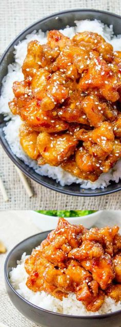 This General Tso's Chicken recipe from Dinner, then Dessert is going to become your new favorite dinner! The sweet, yet slightly spicy flavor combination is amazing, and it's so much easier to make than you think! Kosher Recipes, Asian Recipes, Cooking Recipes, Kosher Food, Asian Foods, Homemade Chinese Food, Best Chinese Food, New Recipes For Dinner, Dinner Ideas