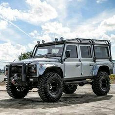 Nitro Circus, Landrover Defender, Land Rover Defender 110, Jeep Wrangler Tj, Triumph Motorcycles, Offroad, Land Rover Models, Kart, Expedition Vehicle