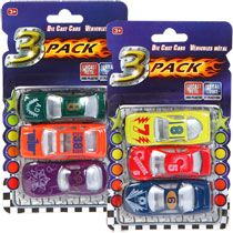 Die-Cast Cars, 3-ct. Packs at Deals