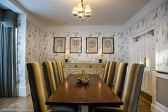 Arden House dining table