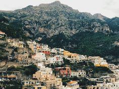 Picture-perfect Positano, Italy