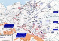 Map of WWI: Eastern Front 1914