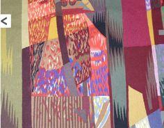 """Camile Hilaire """"Forêt de France"""" detail."""
