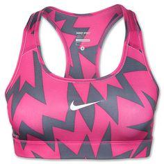 Women's Nike Pro Bra Printed