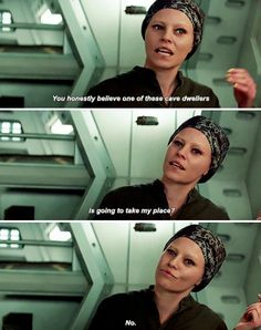 Though I wish that Katniss's prep team made it in the movie, I'm glad that Effie was still there!